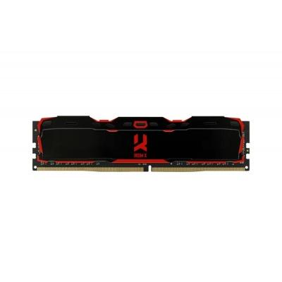 DIMM DDR4 4GB 2666MHz CL16 SR GOODRAM IRDM, black
