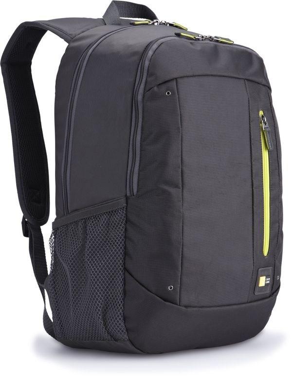 """Case Logic batoh WMBP115GY pro notebook 15,6"""" a tablet 10,1"""", tmavě šedá"""