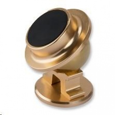 4smarts magnetický držák UltiMAG MisterMag, zlatá