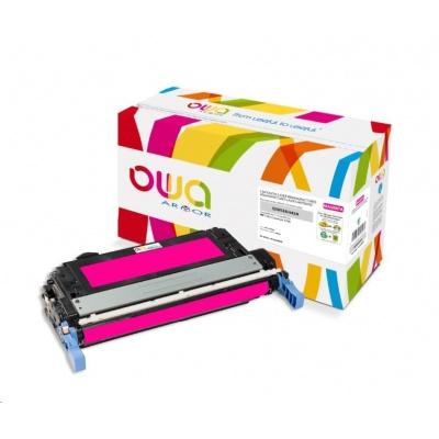 OWA Armor toner pro HP Color Laserjet 4700, 10000 Stran, Q5953A, červená/magenta