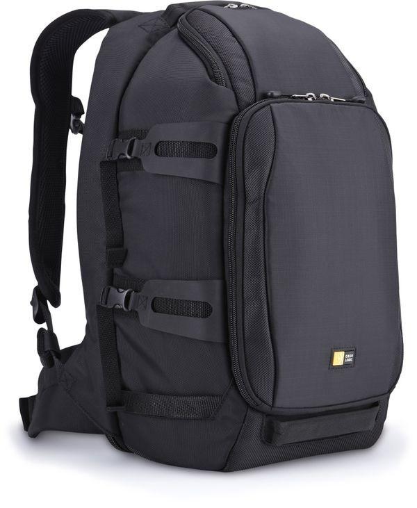 Case Logic batoh Luminosity DSB101K pro fotoaparát a 3-6 kusů objektivů, černá