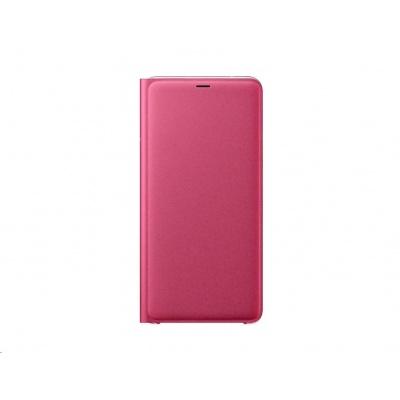 Samsung flipové pouzdro Wallet EF-WA920PPE pro Samsung Galaxy A9 2018, růžová