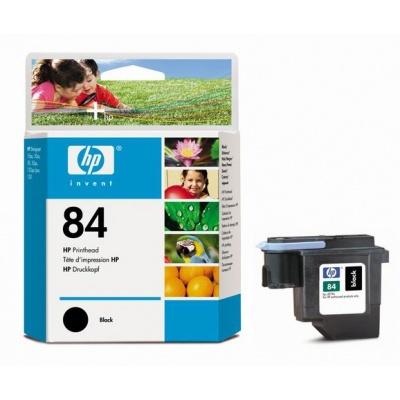 HP 84 Black Printhead, C5019A