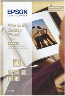 EPSON Paper Premium Glossy Photo 10x15 (40 sheet), 255g/m2