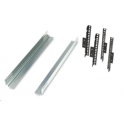 APC Equipment Support Rails for NetShelter SX 600mm / SV 600 & 800mm Wide Enclosures
