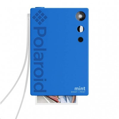Polaroid Mint Camera Blue