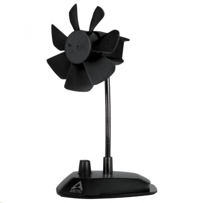 ARCTIC Breeze - Black USB ventilátor