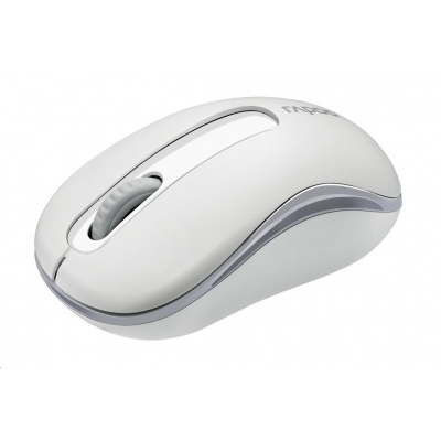 RAPOO myš M10 Plus 2.4G Wireless Optical Mouse, White