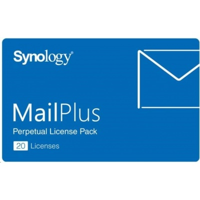 Synology MailPlus 20 Licenses