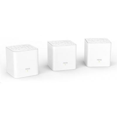 Tenda MW3 (3-pack) Wireless AC1200  Whole Home Mesh WiFi System
