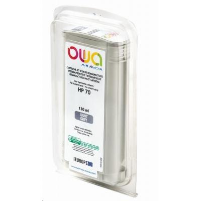 OWA Armor cartridge pro HP DesignJet Z 2100, 3100, 130ml, C9451A, light Grey