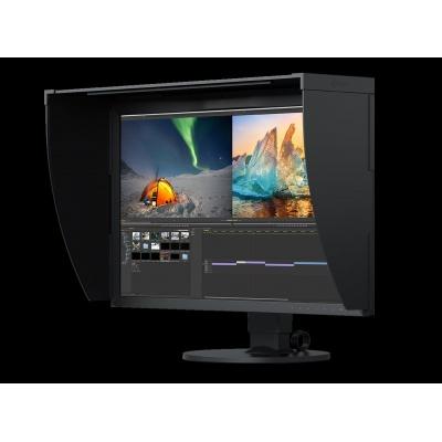 """EIZO MT IPS LCD LED 27"""" CG279X,2560x1440, 350cd/m2,1300:1,  USB-C, 1x DVI-I, 1xHDMI, 1x DP, stínítko, černý"""
