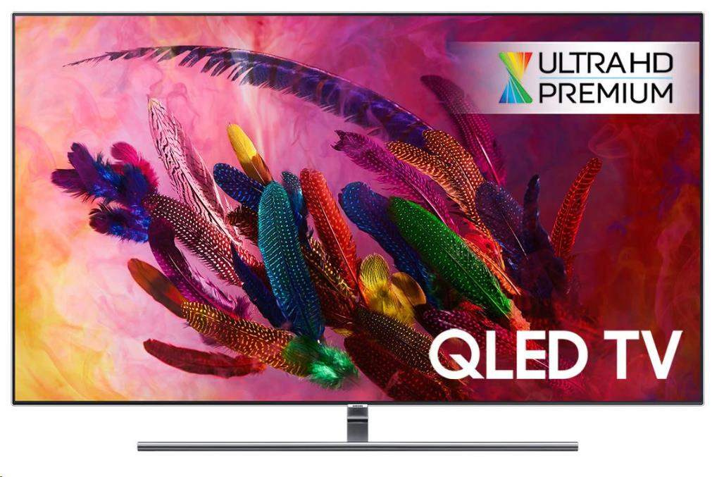 "SAMSUNG QE65Q6FNA Smart QLED TV, 65"" 163 cm, UHD 3840x2160, DVB-T/T2/S/S2/C, Tizen OS, HDR 1000, WiFi, HbbTV 2.0"