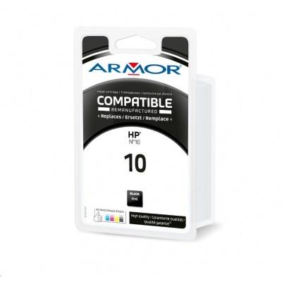 ARMOR cartridge pro HP Officejet 9110/9120/9130 black / černá (C4844A) 69 ml, 2200 stran