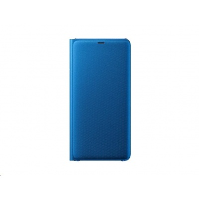 Samsung flipové pouzdro Wallet EF-WA920PLE pro Samsung Galaxy A9 2018, modrá