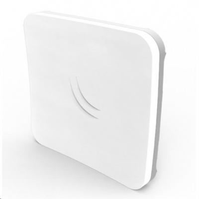 MikroTik SXTsq Lite5, 600MHz CPU, 64MB RAM, 1x LAN, integr. 5GHz Wi-Fi, 2x16dBi, 802.11a/n, 25dBm vč. L3 licence