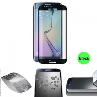 Aligator ochrana displeje Glass Full Cover pro Samsung Galaxy S7 Edge, černá