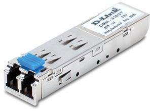 D-Link DEM-310GT 1000BaseLX Mini-GBIC SFP, 10 km