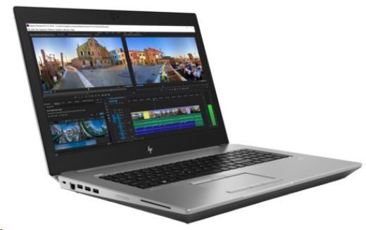 ZBook 17 G5 E-2186M 17,3 UHD Dream, 4x16GB, 2x1TB m.2 NVMe TLC, WiFi ac BT, FPR, P5200/16GB, Win10Pro WKS+