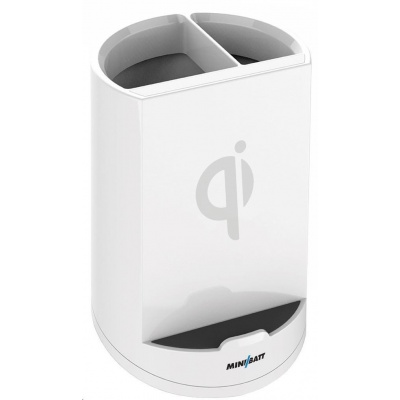 MiniBatt PowerCUP - Qi bezdrátová nabíječka