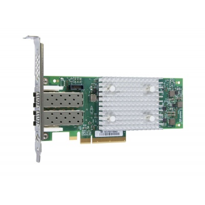 HPE SN1100Q 16GB 2-port PCIe Fibre Channel Host Bus Adapter
