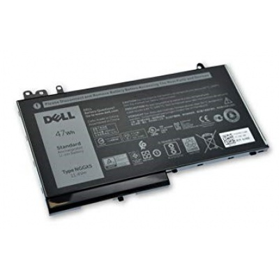 Dell 47WHr 3-Cell Battery Customer Install pre Latitude E5x70