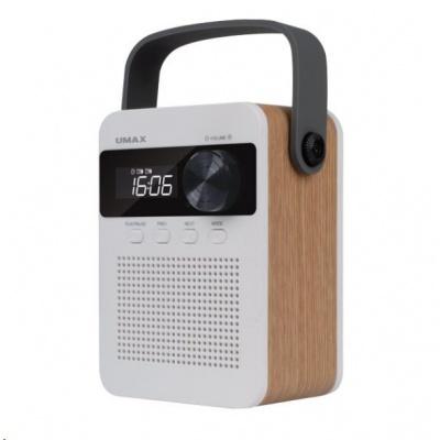 UMAX U-Music F90 - kompaktní přenosné rádio