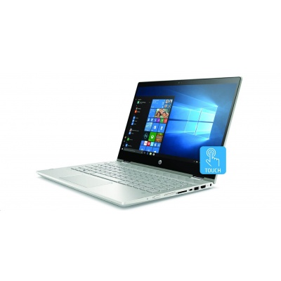 """NTB HP Pav x360 Convert 14-cd1003nc;14"""" IPS AG FHD;i7-8565U 8GB DDR4;1TB+128GB SSD;GeF MX130-4GB;USB3.1C;Win10-silver"""