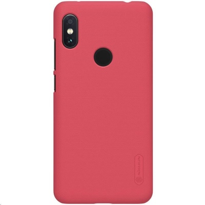 Nillkin Super Frosted Shield pro Xiaomi Redmi Note 6 Pro Red