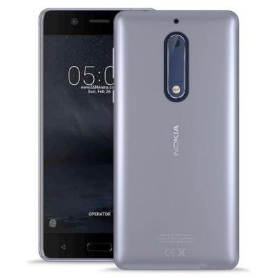 """Smartline zadní kryt """"0.3"""" pro Nokia 5, transparentní"""