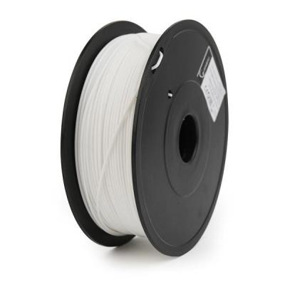 GEMBIRD Tisková struna (filament) PLA PLUS, 1,75mm, 1kg, bílá