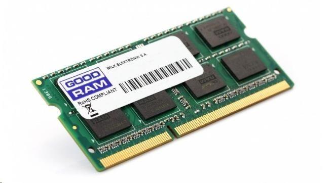 SODIMM DDR3 8GB 1333MHz CL9, 1.35V GOODRAM
