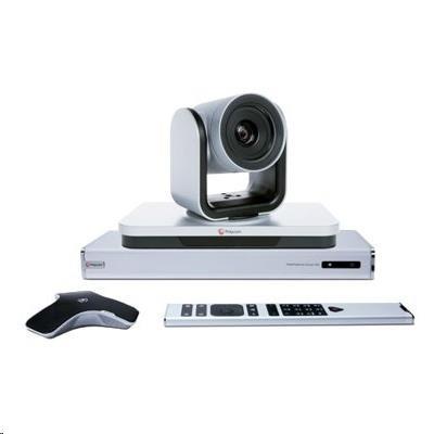 Polycom videokonference Group 500 - řídící systém HD, EagleEye IV 4x zoom kamera, stolní mikrofon, DO