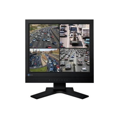 "17"", FDS1703, TN LED, 5:4, 1280x1024, 350cd, 800:1, VGA+BNC, 24x 7,  cierny"