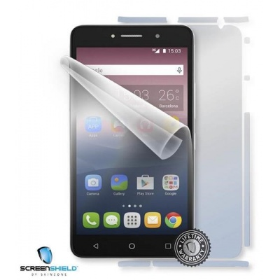 ScreenShield fólie na celé tělo pro ALCATEL One Touch 8050D Pixi 4