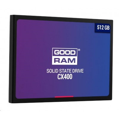 GOODRAM SSD CX400 512GB, SATA III 7mm, 2,5""