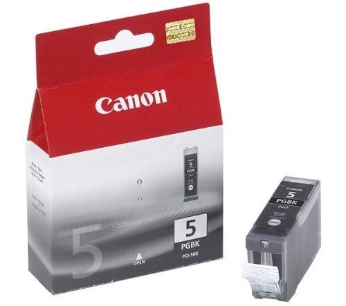 Canon BJ CARTRIDGE black PGI-5BK (PGI5BK)