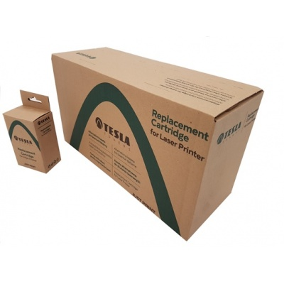 TESLA alternativní tonerová kazeta HP Color LJ 1600,2600  Q6001A/CRG707/cyan/2000