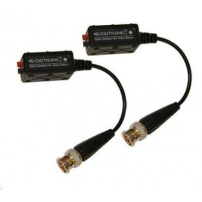 HIKVISION TVI-HD500 pár převodníků (balun) TurboHD (HD-TVI, Analog) na UTP, 2 kusy
