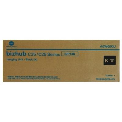 Minolta Zobrazovací jednotka IUP-14K, černá do bizhub C25, C35(P) (30k)