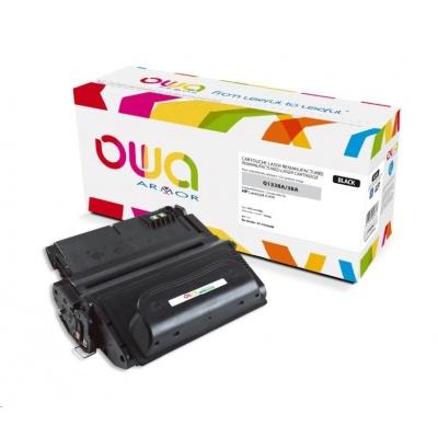 OWA Armor toner pro HP Laserjet 4200, 12000 Stran, Q1338A, černá/black