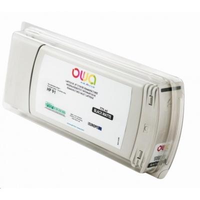 OWA Armor cartridge pro HP DesignJet T 7100, 775ml, CM997A, Black Mat