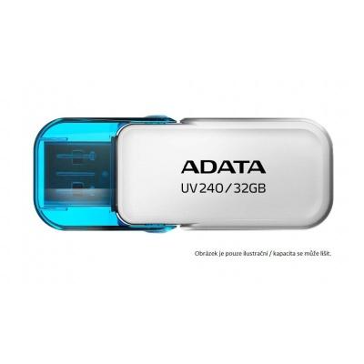 ADATA Flash Disk 16GB USB 2.0 Dash Drive UV240, White