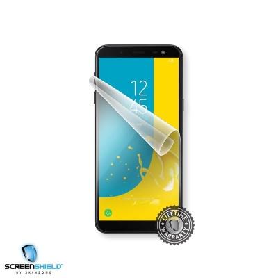 ScreenShield fólie na displej pro SAMSUNG Galaxy J6 2018