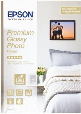 EPSON Paper A4 Premium Glossy Photo (15 sheet), 255g/m2