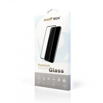 RhinoTech 2 Tvrzené ochranné 2.5D sklo pro Xiaomi Mi 8 (Full Glue) Black