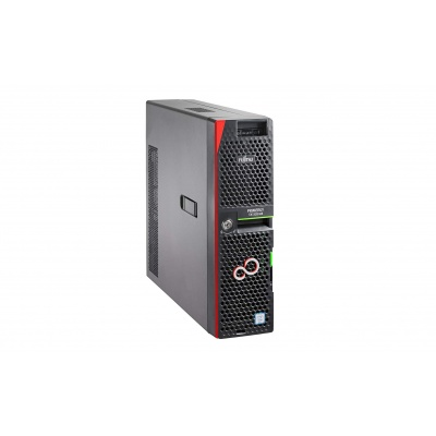 FUJITSU SRV TX1320M4 - E2124@3.2GHz 4C/8T, 16GB, DVDRW, EP520i, 2x1.2TB 10k, 4x2.5BAY, RP1-450W, SLIM SRV - tichý server