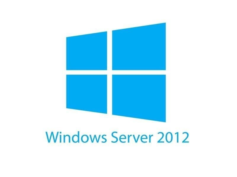 HP SW Microsoft Windows Server 2012 Standard Edition 2P Additional License