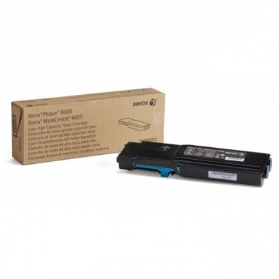 Xerox toner Cyan pro Phaser 6600/6605, 6000 str.