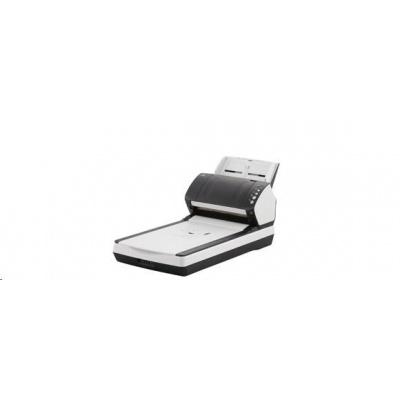 FUJITSU skener Fi-7240 A4, 40ppm, plochý i průtahový, ADF 80 listů, USB 2.0